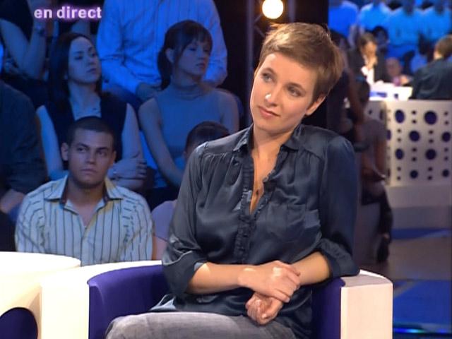 Clémentine Autain 19/05/2007