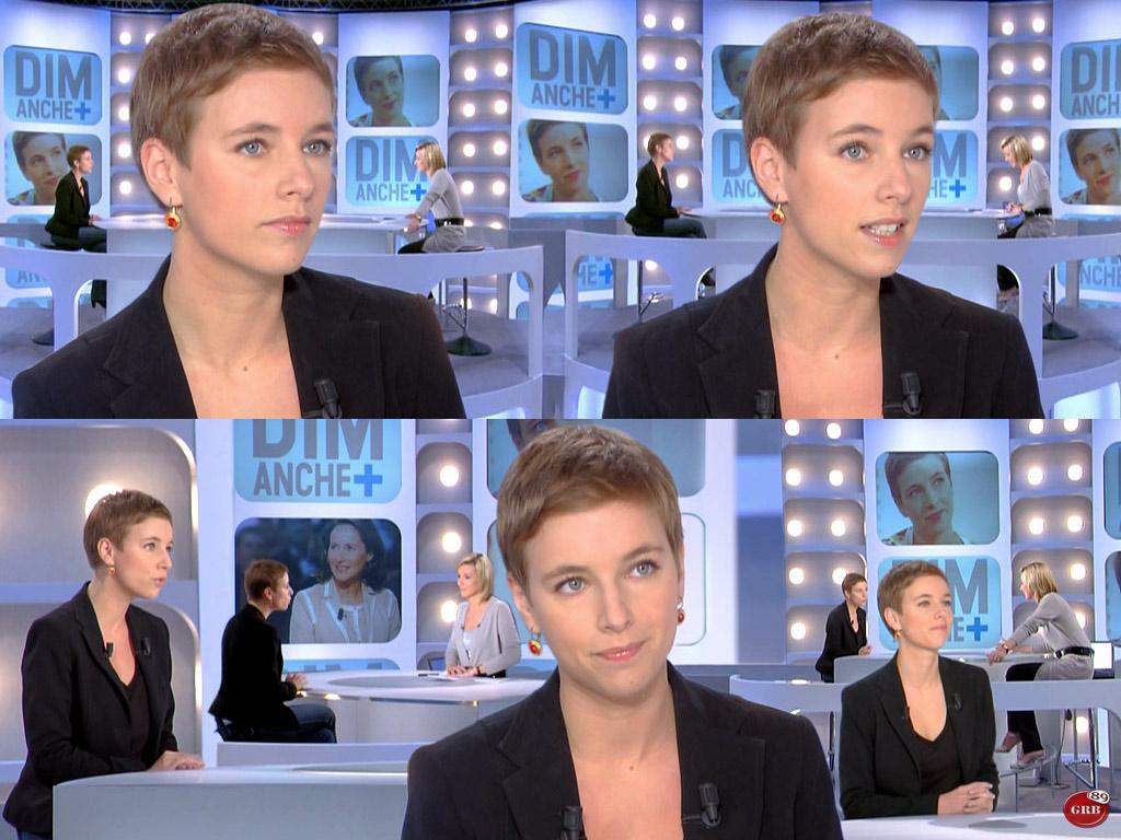 Clémentine Autain 29/10/2006
