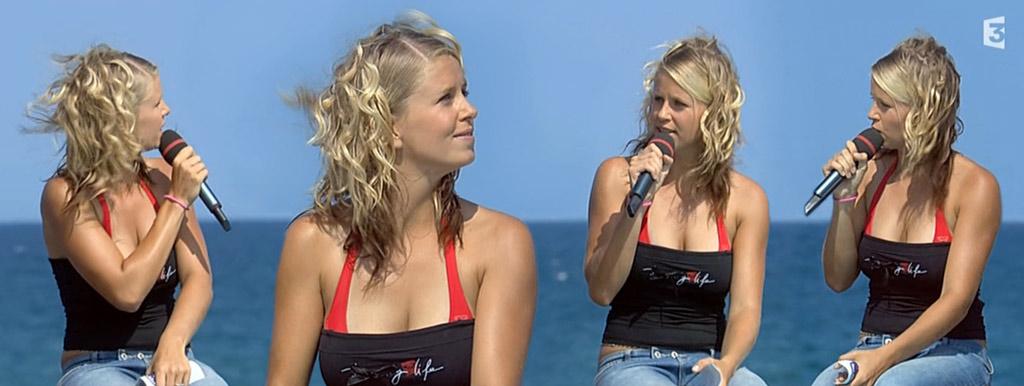 Caroline Barbeau 29/08/2005