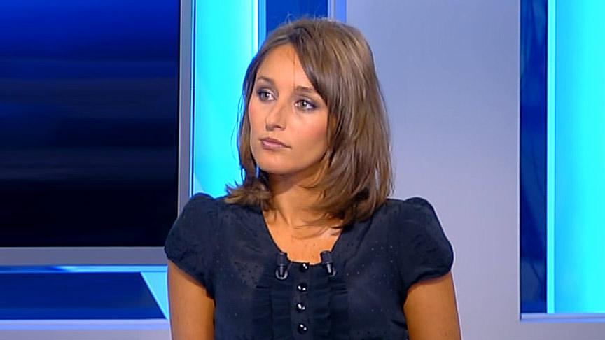 Amandine Begot 01/09/2011