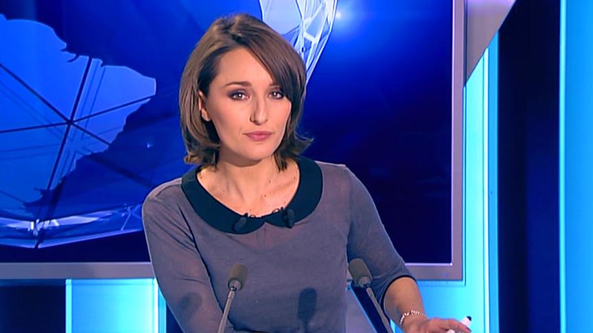 Amandine Begot 01/02/2012