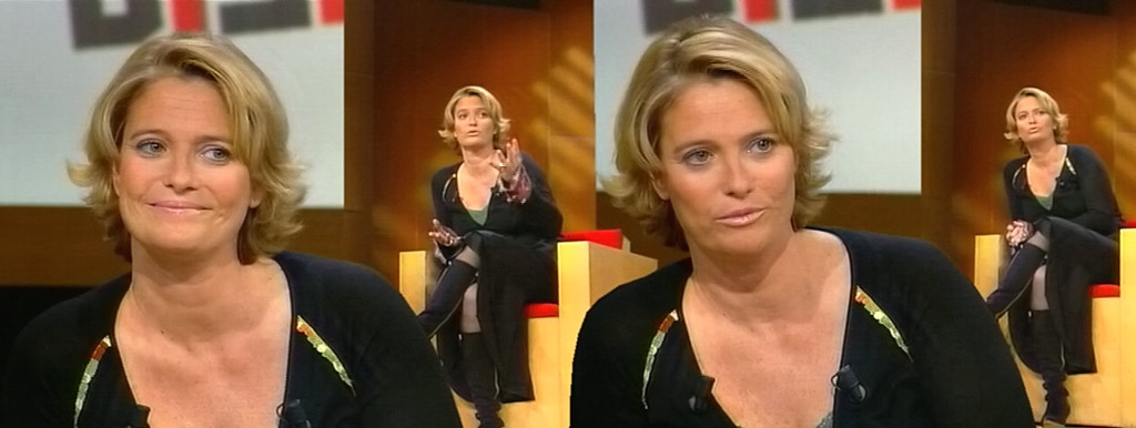 Marina Carrere d'Encausse 17/03/2004
