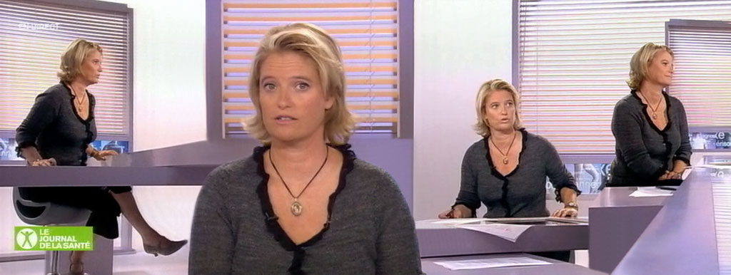 Marina Carrere d'Encausse 30/08/2004
