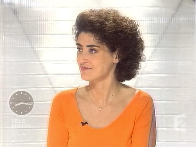 Brigitte-Fanny Cohen 15/03/2004
