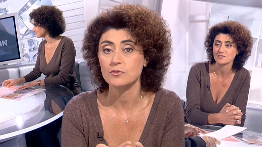 Brigitte-Fanny Cohen 17/04/2007