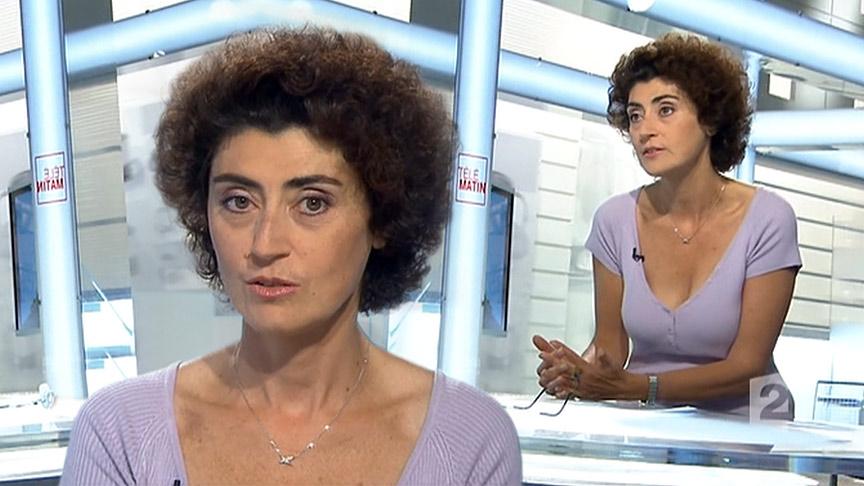 Brigitte-Fanny Cohen 01/09/2008