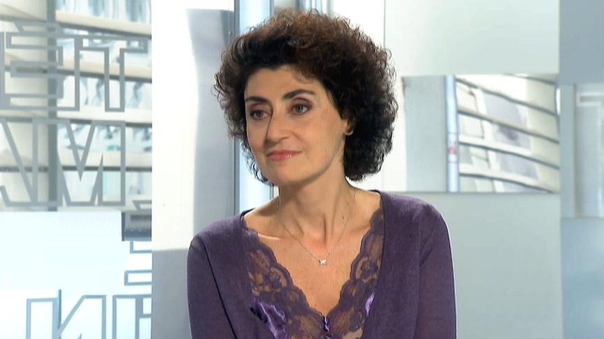 Brigitte-Fanny Cohen 26/11/2009