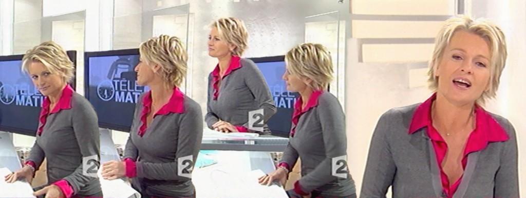 Sophie Davant 17/10/2003