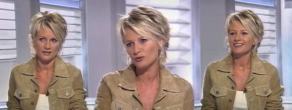Sophie Davant 17/09/2004