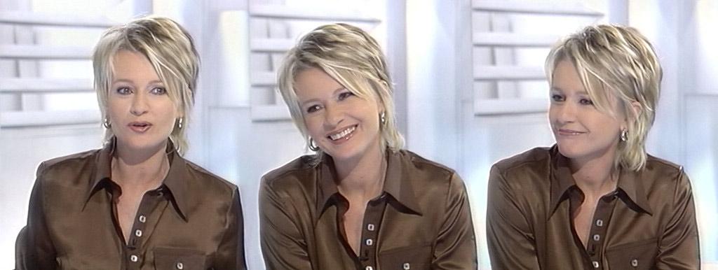 Sophie Davant 11/02/2005