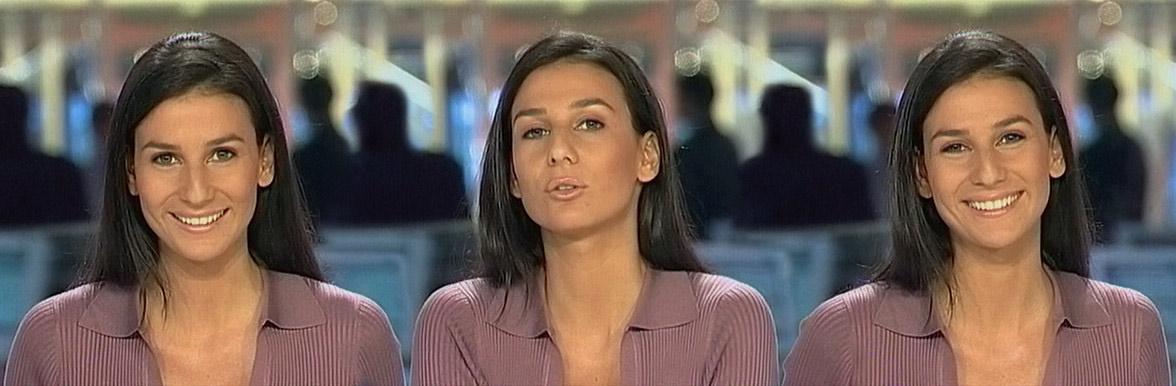 Marie Drucker 08/09/2004