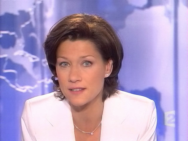 Carole Gaessler 16/02/2004