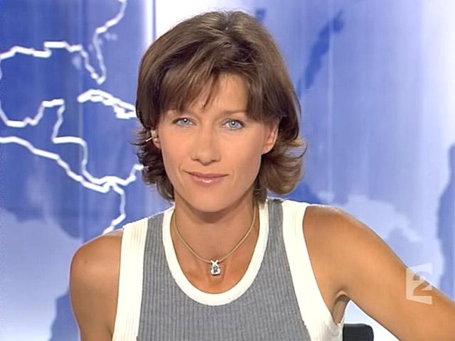 Carole Gaessler 19/07/2005