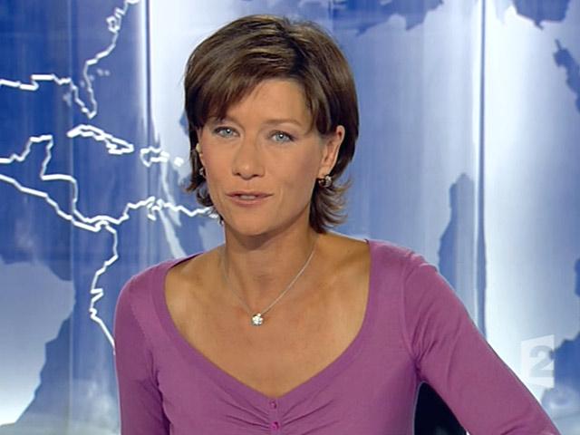 Carole Gaessler 25/07/2005