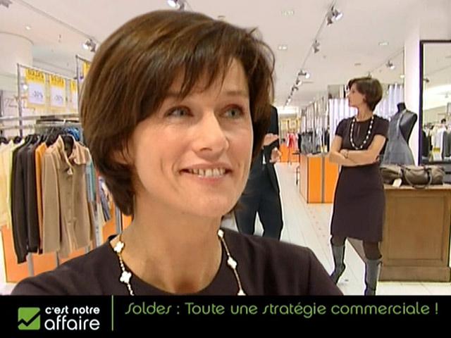 Carole Gaessler 24/01/2007