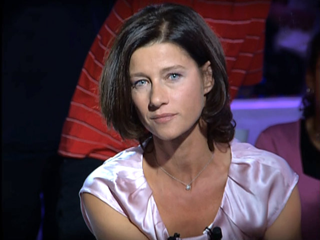 Carole Gaessler 22/09/2008