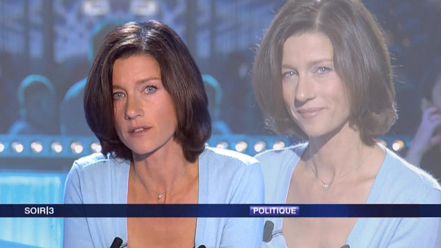 Carole Gaessler 15/10/2008