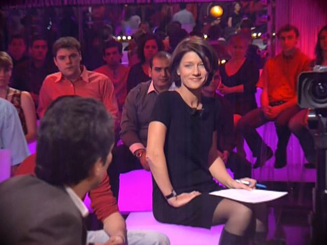 Carole Gaessler 17/12/2008