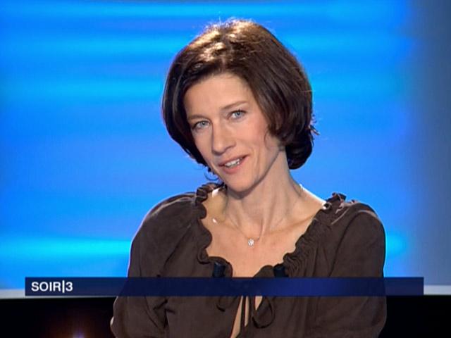 Carole Gaessler 29/01/2009