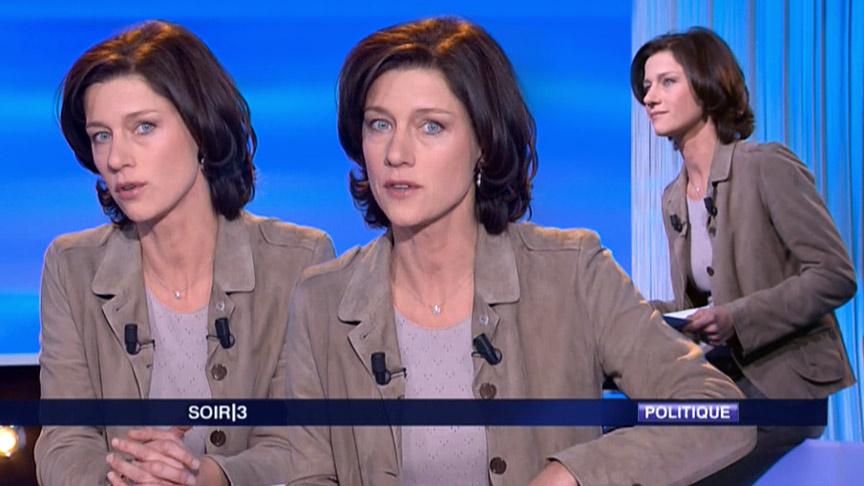 Carole Gaessler 04/02/2009