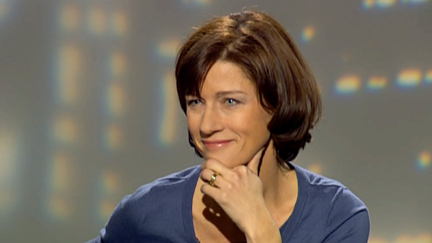 Carole Gaessler 24/02/2009