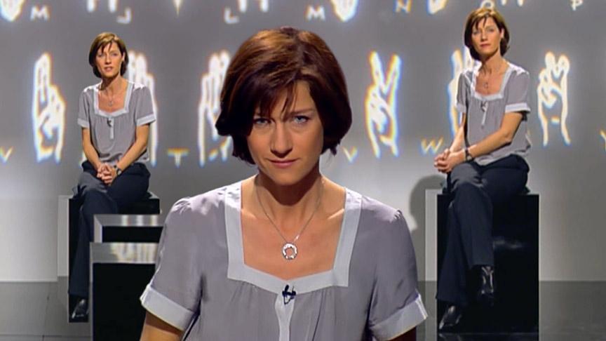 Carole Gaessler 03/03/2009