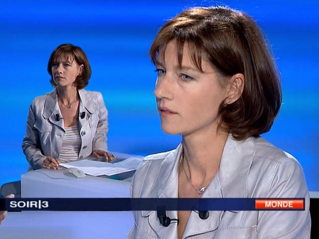 Carole Gaessler 08/06/2009