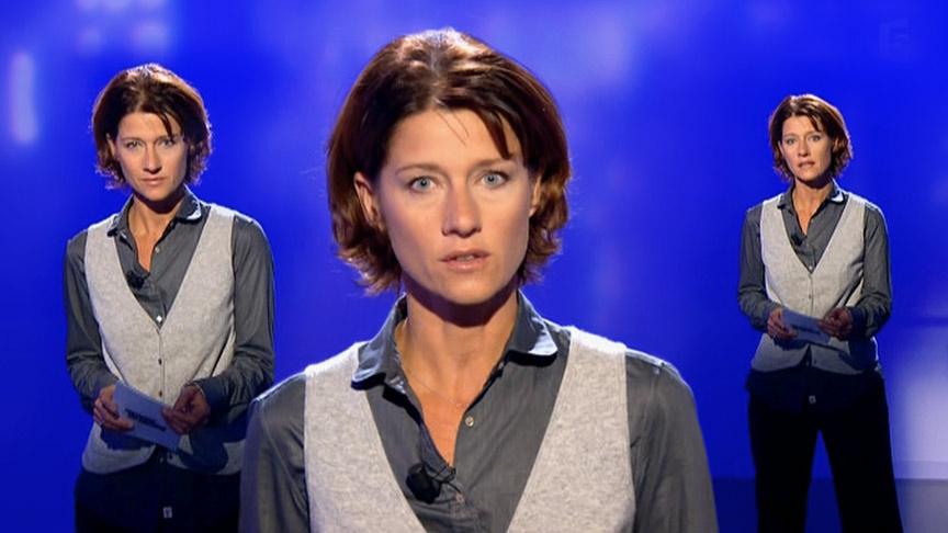 Carole Gaessler 20/10/2009