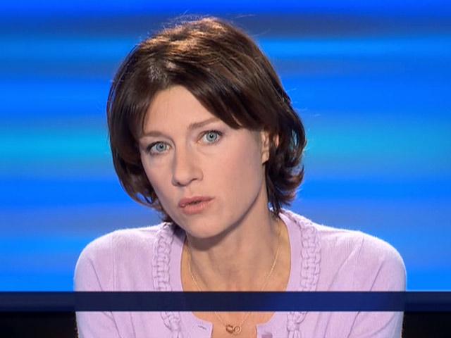 Carole Gaessler 23/11/2009