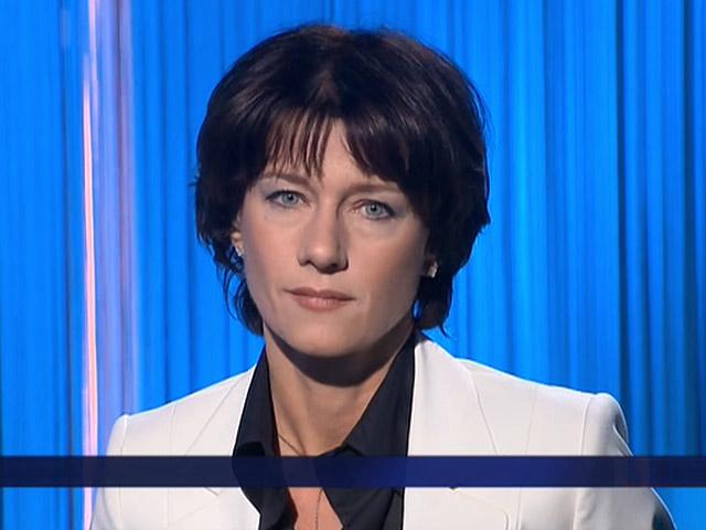 Carole Gaessler 01/12/2009