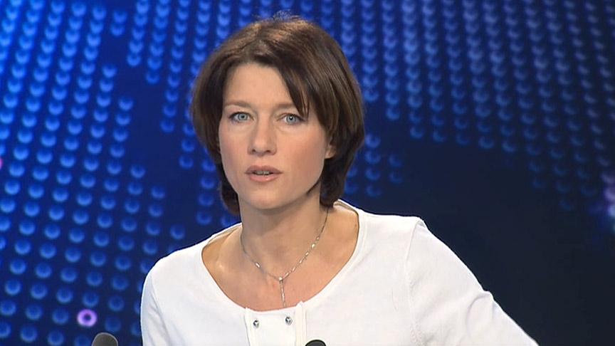 Carole Gaessler 21/12/2009