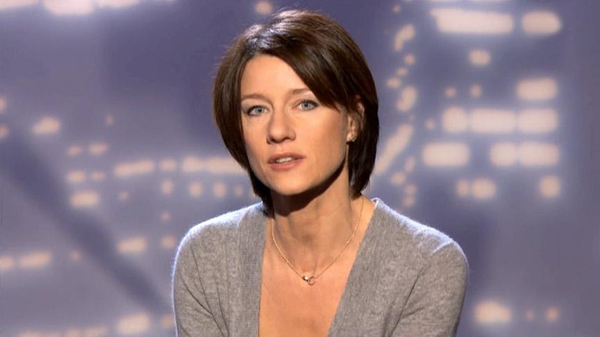 Carole Gaessler 02/03/2010