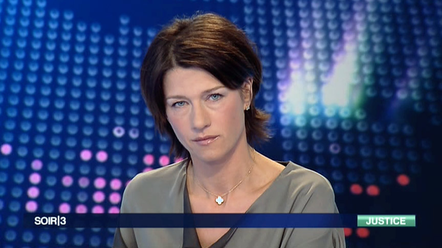 Carole Gaessler 18/03/2010