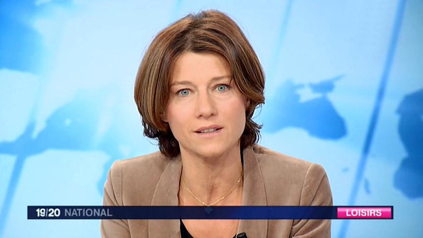 Carole Gaessler 30/11/2010