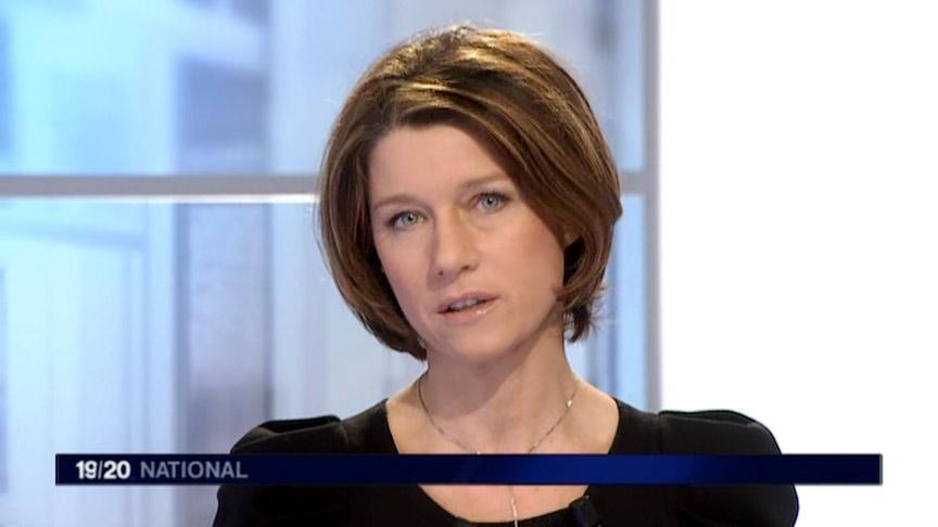 Carole Gaessler 25/01/2011