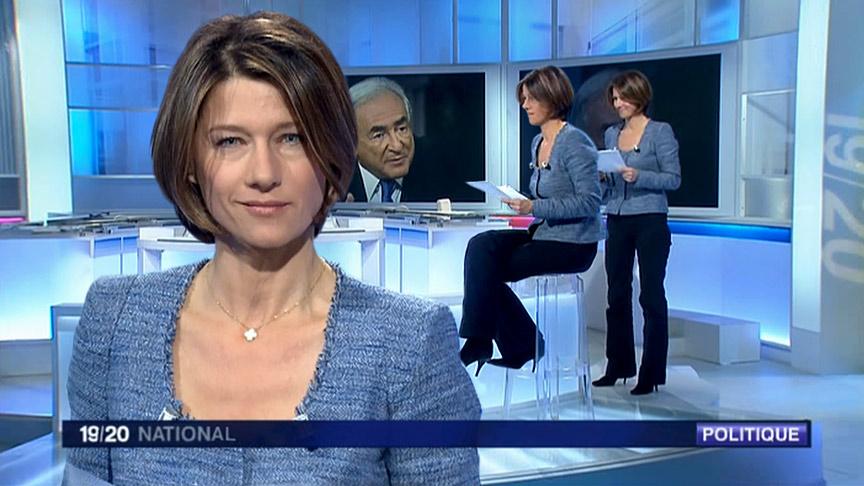 Carole Gaessler 21/02/2011