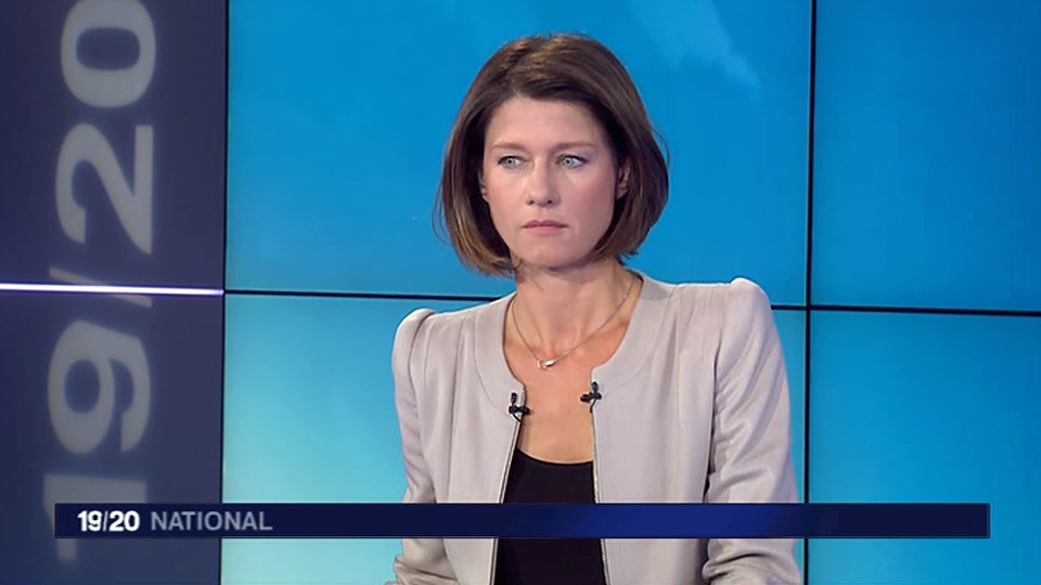 Carole Gaessler 17/01/2012