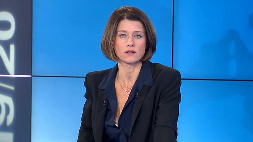 Carole Gaessler 13/02/2012