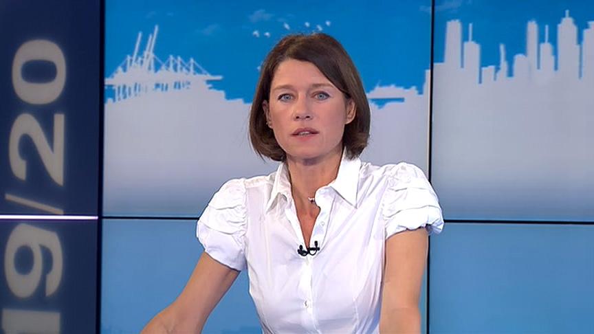 Carole Gaessler 27/03/2012
