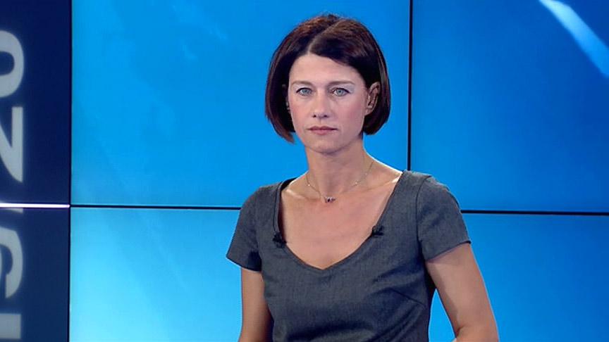 Carole Gaessler 05/07/2012