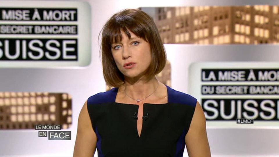 Carole Gaessler 05/11/2013