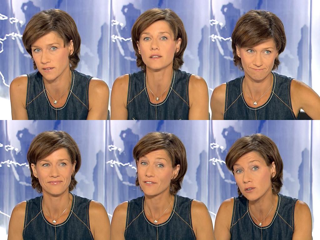 Carole Gaessler 10/08/2005