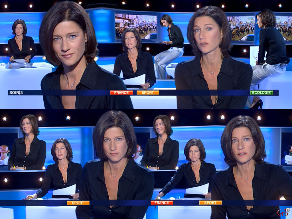 Carole Gaessler 17/09/2008