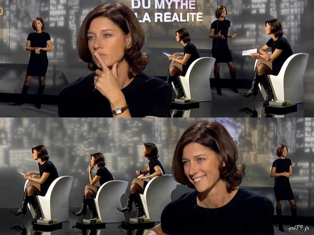 Carole Gaessler 18/11/2008