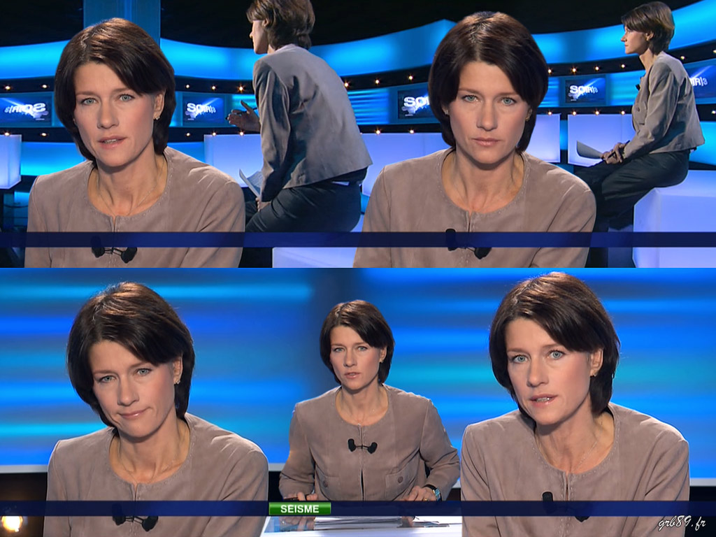 Carole Gaessler 14/01/2010