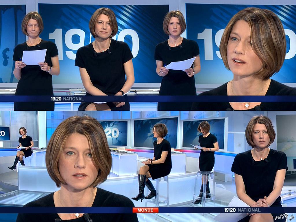 Carole Gaessler 28/02/2011