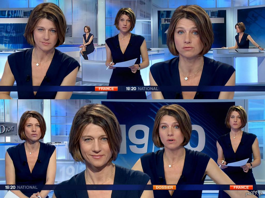 Carole Gaessler 01/03/2011