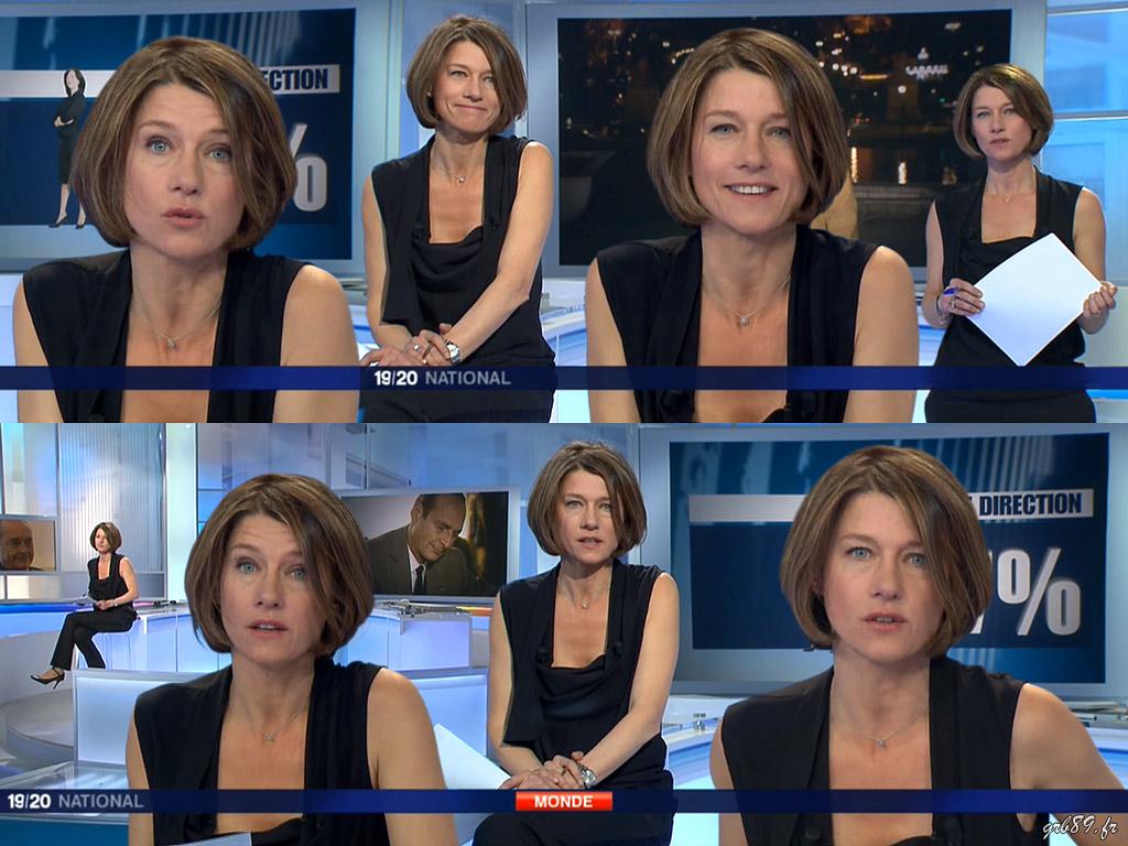 Carole Gaessler 07/03/2011