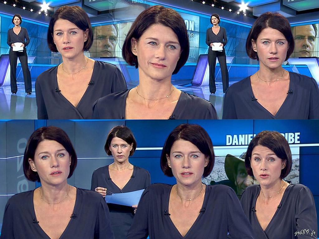 Carole Gaessler 22/10/2012