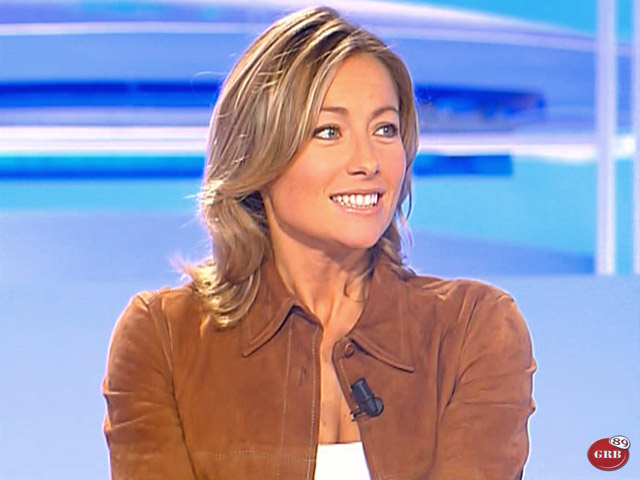 Anne-Sophie Lapix 08/10/2005